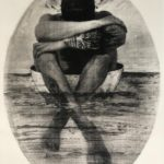 PMD In My Own World photopolymer etching 2020
