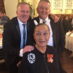 Malcolm and Partner Scotty with Georgina