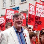 Stephen Fry World Pride