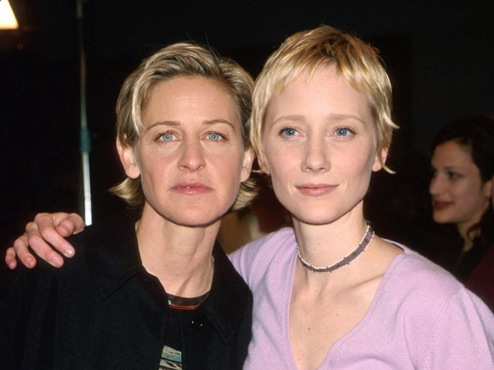 Ellen DeGeneres & Anne Heche