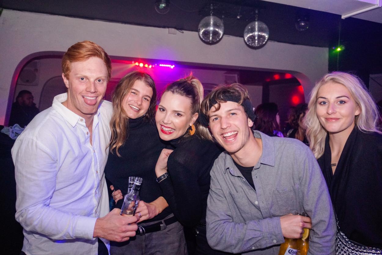 Mid-July 2018 @ Family Bar & Club