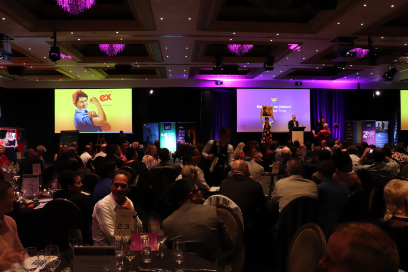 Rainbow New Zealand Charitable Trust: Dinner and Auction