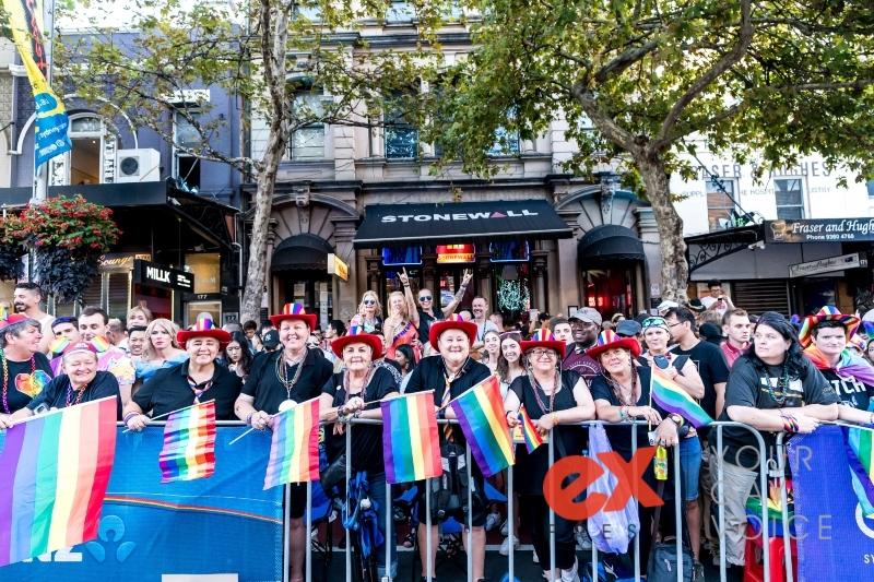 Sydney Gay and Lesbian Mardi Gras Parade 2019